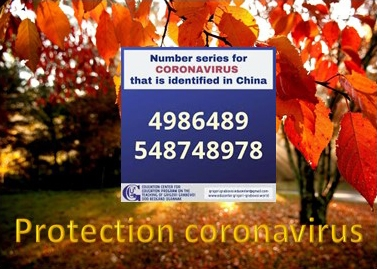 Protection coronavirus